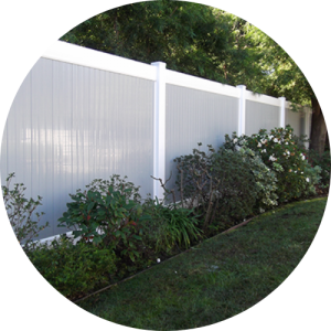 Vinyl Fence IRvine California